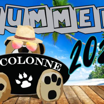 La campaña de verano en Cocolonne