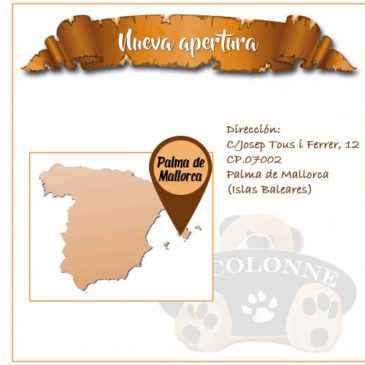 Cocolonne abrirá su primer local en Baleares