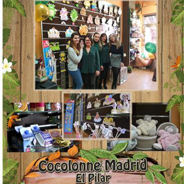 El barrio del Pilar recibe a Cocolonne.