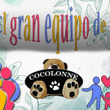 El gran equipo de Cocolonne